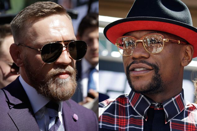 Carnival finally hits town and Mayweather, McGregor reiterate vow to knock each other out