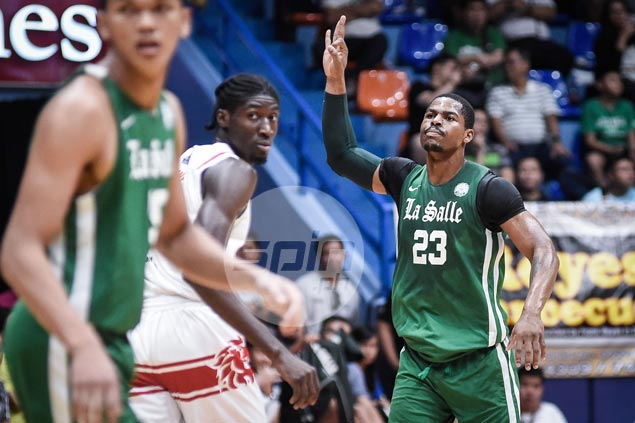 Ben Mbala to miss La Salle games after Cameroon call-up for 2017 Fiba Afrobasket