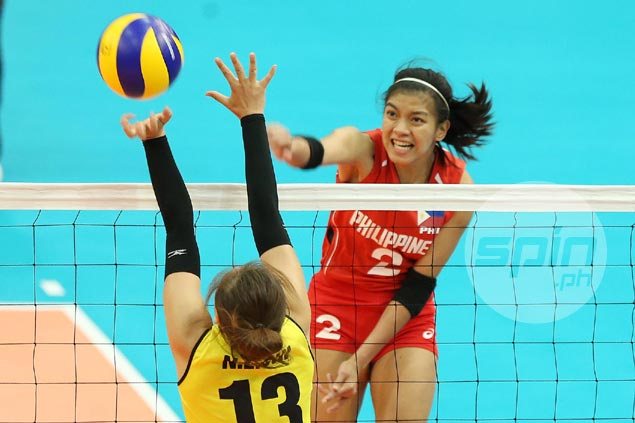 Loss to Vietnam leaves PH volleyball team in semis match vs powerhouse Thailand