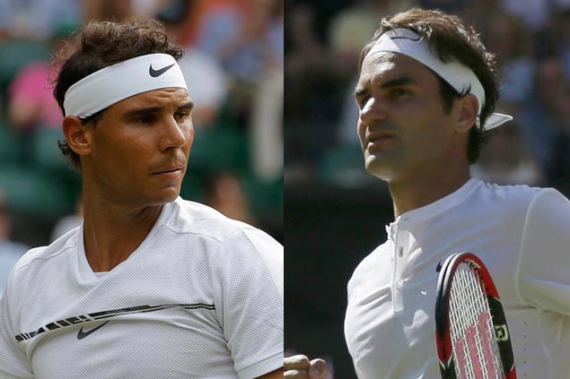 Top seed Rafael Nadal, No. 3 Roger Federer drawn to clash in US Open semifinals