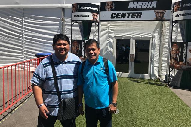 VEGAS DIARY: In-flight economics, Harry from Pampanga and Sin City stories