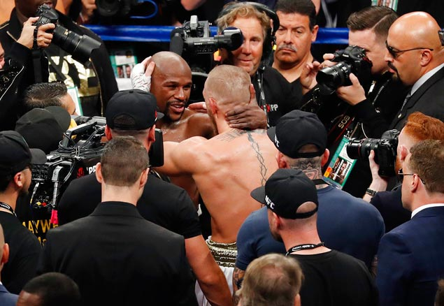 UFC Starts Refunds For Mayweather-McGregor Fight