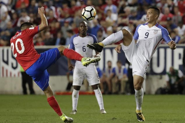 US hopes of reaching eighth straight World Cup berth in peril after loss to Costa Rica
