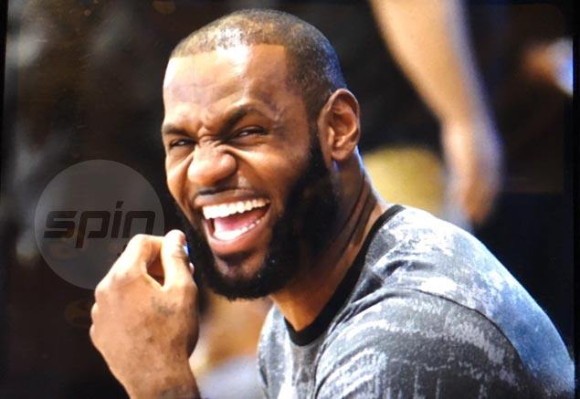 LeBron James kicks off third Manila visit with special training session with Gilas players