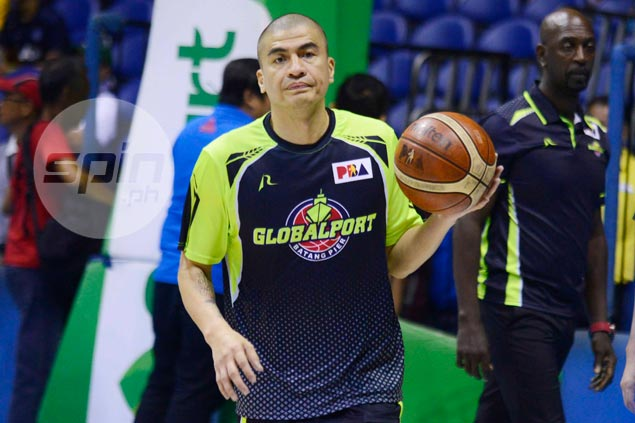 Globalportfocus on youth and speed leaves veterans Cardona, Baracael, Hubalde out of official lineup