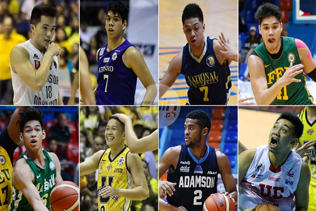 Ricci Rivero, Arvin Tolentino lead players poised for breakout in UAAP Season 80