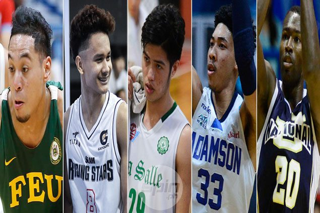 Juan Gomez De Liano, Issa Gaye banner UAAP newcomers set to make mark in Season 80 debut
