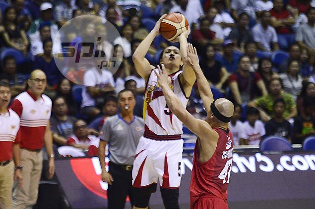 Cabagnot relieved as SMB weathers endgame storm: 'When you play against Ginebra, no lead is safe'