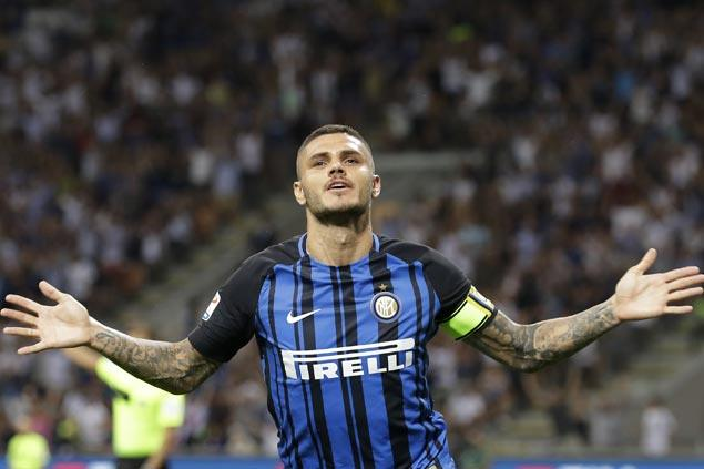 Dynamic duo of Icardi, Perisic keeps Inter perfect with win over Serie B champ Spal