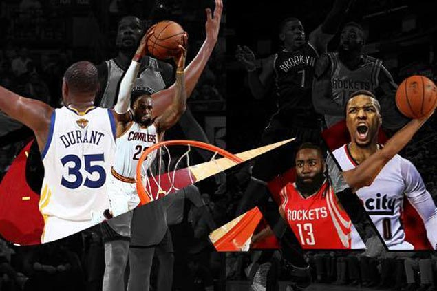 Nike, adidas, Under Armour? Who has the upper hand in the NBA sneaker wars?