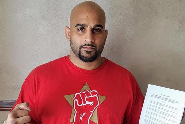 Arjan Bhullar breaking barriers at UFC and opening doors for South Asians