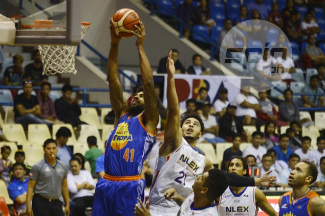 Glen Rice Jr. posts triple-double as TNT moves on from RDO trade with slim win over NLEX