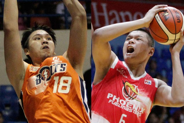 Nash Racela has no timetable for Justin Chua and Norbert Torres' inclusion in TNT rotation