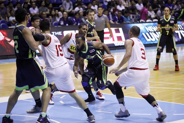 Misfiring GlobalPort must find mark to have a chance in must-win vs Blackwater, says coach