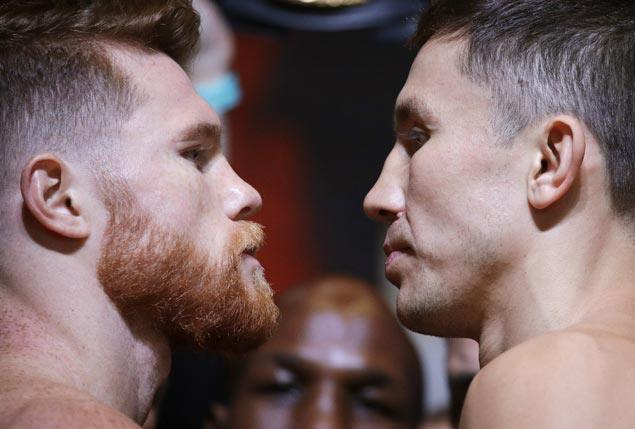 Clash of styles set as Triple G, Canelo finally face off