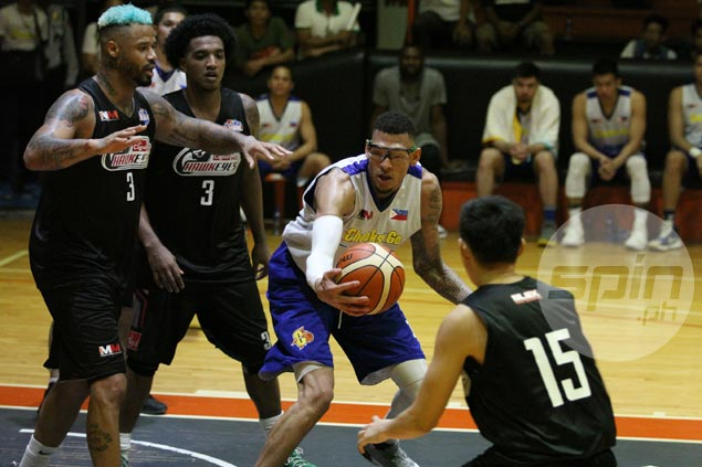 Isaiah Austin comes up clutch as PH team averts collapse vs NLEX-SCTEX in first tuneup game