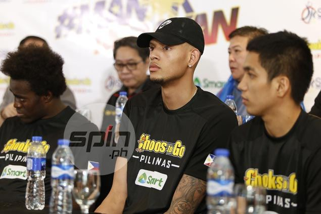 Ebondo good to go as Austin yet to secure visa for Fiba Asia Champions Cup