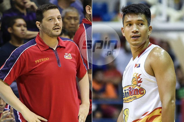 ROS coach on limited role for slumping James Yap: 'You have to sacrifice'
