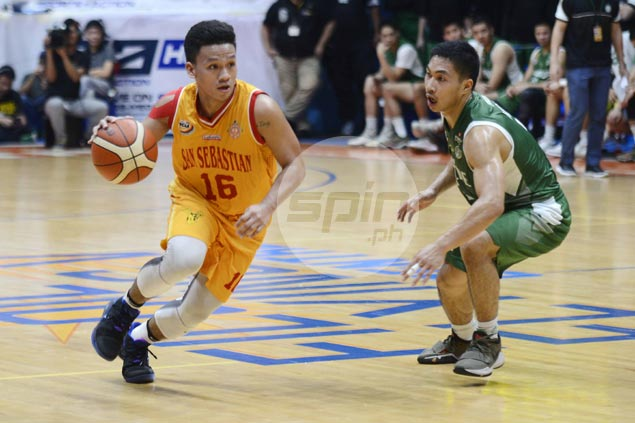Renzo Navarro says confidence boost from Stags coach Macaraya led to improved shooting, defense