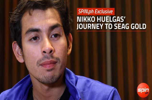 Nikko Huelgas draws from history of losses and rises to become back-to-back SEAG triathlon king
