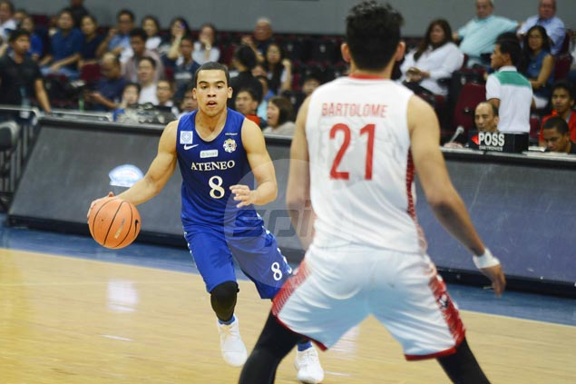 UAAP leader Ateneo sustains unbeaten run and keeps UE winless