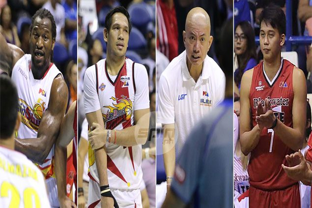 Which lower seed can pull off an upset? SPIN.ph ranks the four Governors' Cup quarterfinal battles