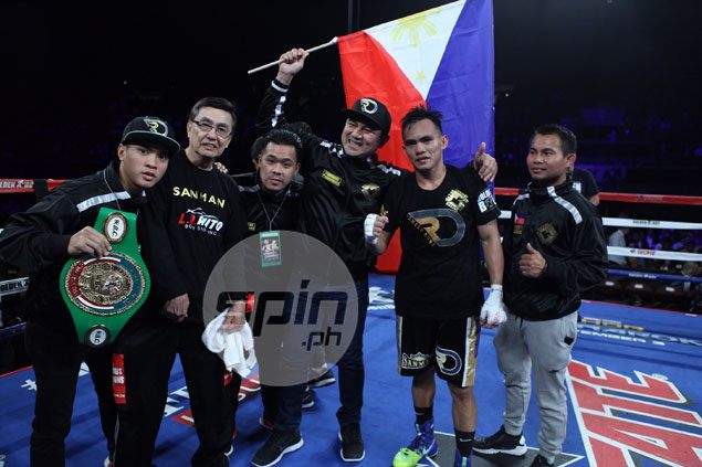 Romero Duno claims another win for the year as rising Pinoy pug outpoints Mexican Juan Pablo Sanchez