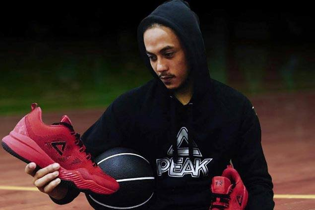 Romeo makes history as GlobalPort star unveils first signature shoe with Peak