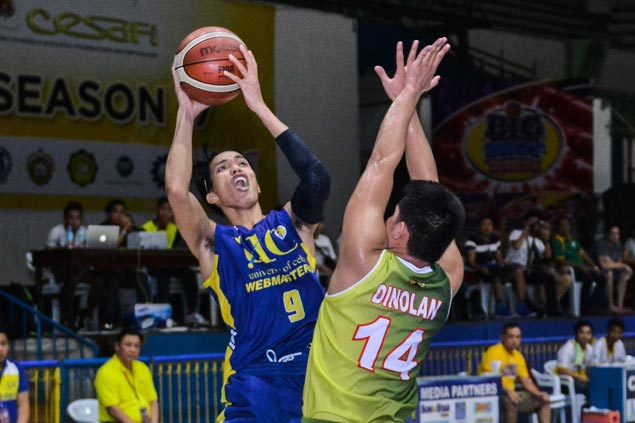 UC Webmasters down USJR Jaguars to force decider in Cesafi semis