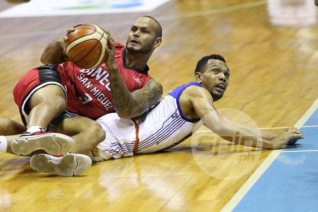 Jayson Castro confident Texters can correct mistakes after falling behind early against Kings in Game Three
