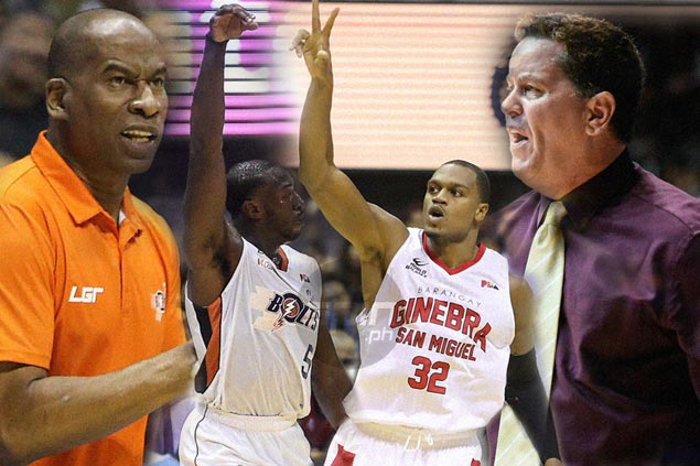 Let's count down from 10 to 1 some fun facts about Ginebra-Meralco grudge match