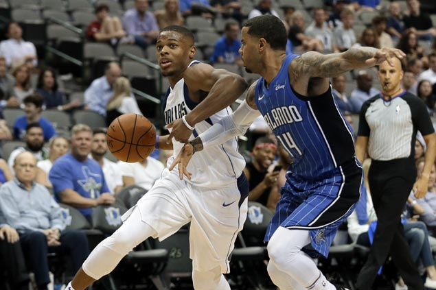 With a much younger lineup, even with Nowitzki, Mavs look to push pace with eye on playoffs
