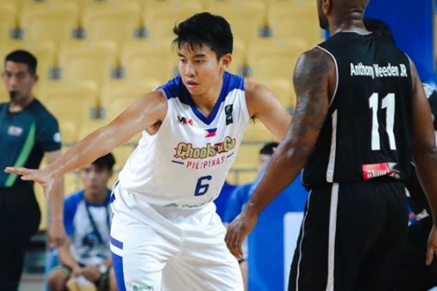 Jett Manuel working on shift to point guard as UP gunner aims to turn PBA dream a reality