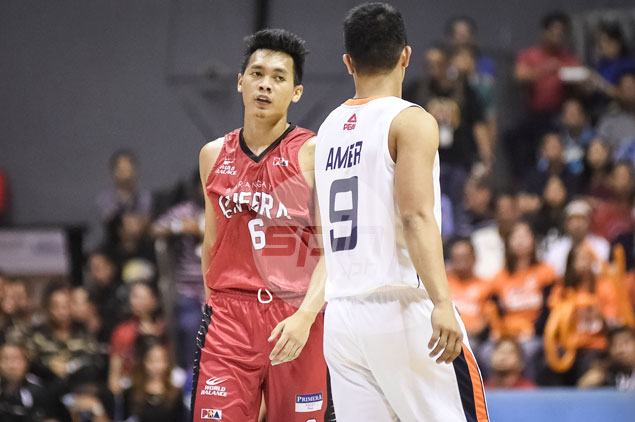 Scottie Thompson braces for tougher duel with fellow Dabawenyo Amer in Finals rematch