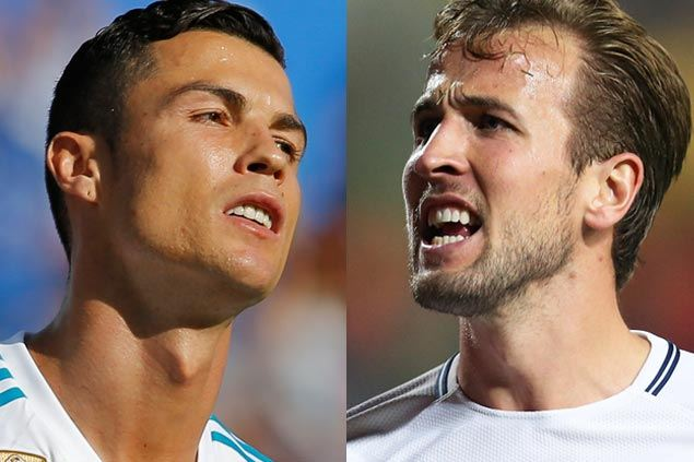 Cristiano Ronaldo, Harry Kane go head-to-head as Madrid and Spurs collide in Champions League