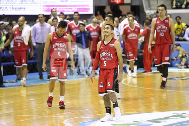 LA Tenorio insists Meralco 'did nothing special' against Ginebra in Game Three reversal