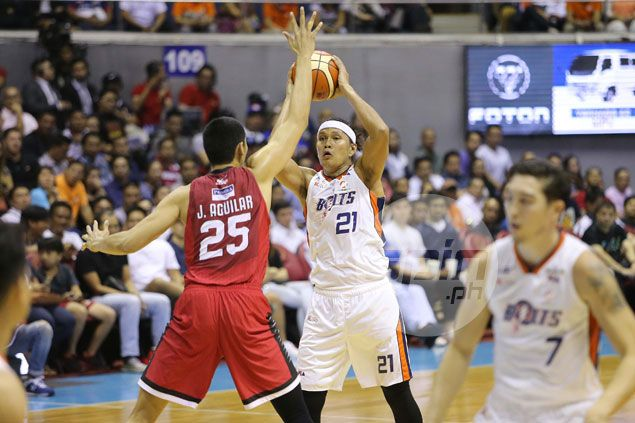 Black the least surprised to see Hugnatan regain old touch in De Ocampo's absence
