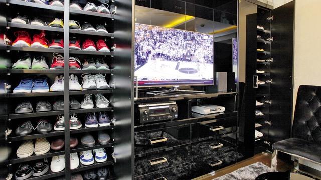 Take an exclusive tour inside PBA superstar James Yap's sleek, modern home