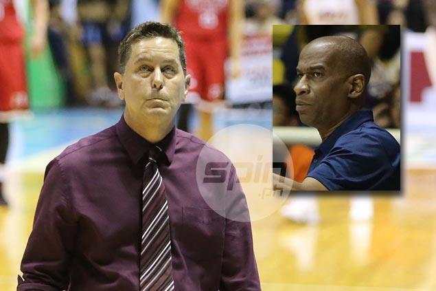 Cone regrets handshake flap: 'There is no one in the PBA that I respect more than Norman Black'