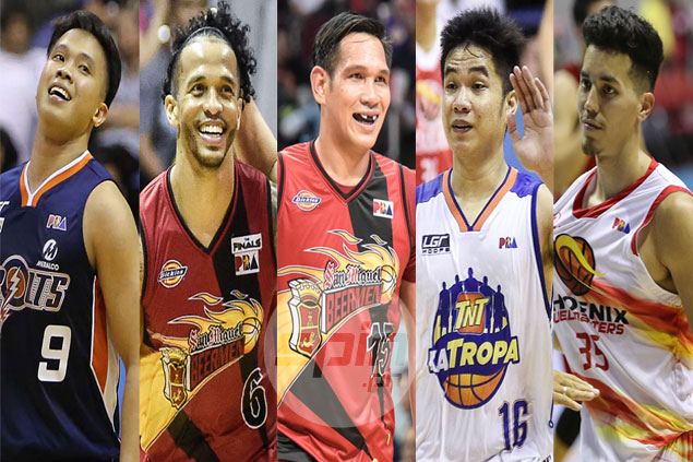 At 27, June Mar Fajardo set to rewrite PBA history with fourth successive MVP award