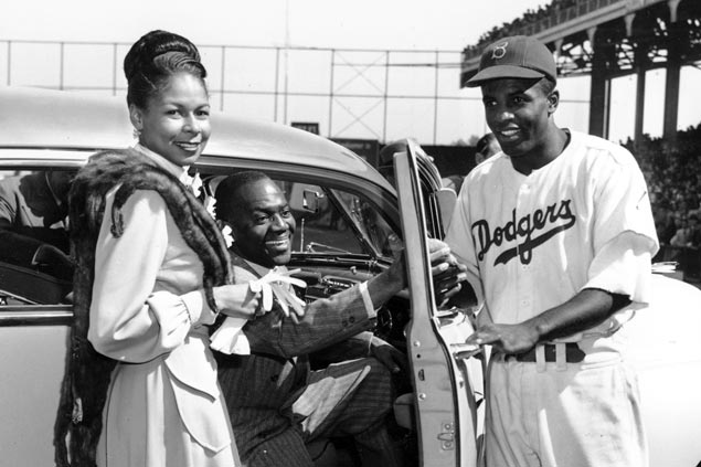 Jackie Robinson's Brooklyn Dodgers jersey from rookie year up for auction