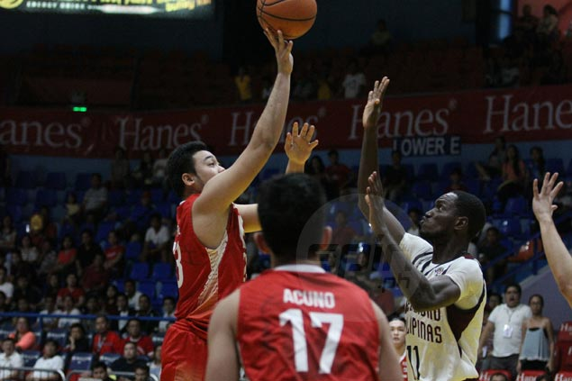 Alvin Pasaol's monster double-double leads resurgent UE Warriors past UP Maroons