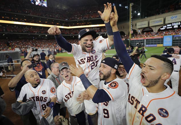 Astros headed to World Series after shutting out Yankees in ALCS Game Seven