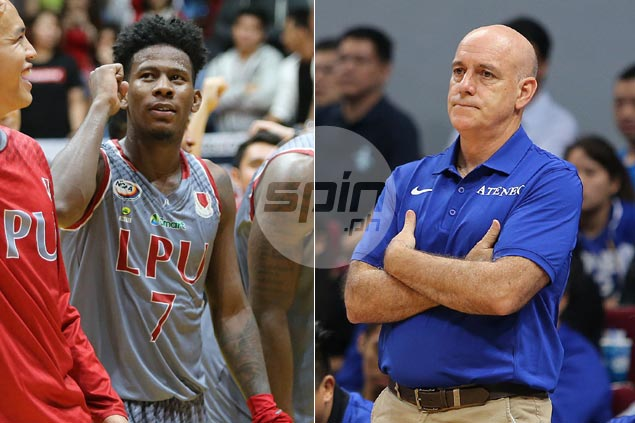 Mixed emotions for Baldwin as he sees former Ateneo recruit CJ Perez thrive at Lyceum