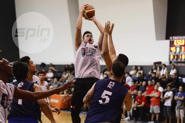 Raymar Jose, Herndon join Ravena, Teng among standouts in Draft Combine scrimmages