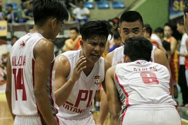 Emboldened by UCBL stint, LPU-Batangas' Rommel Saliente trains sights on NCAA, D-League