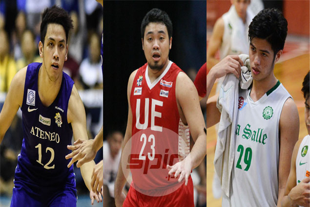 UE pair Pasaol, Olayon heat up to lead Week 7 standouts as UP duo Desiderio, Manzo turn cold