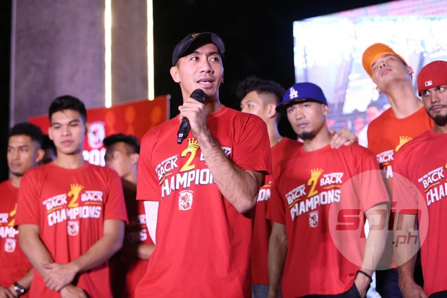 LA Tenorio feels brand-new after long-delayed surgery to remove bone spurs on elbow