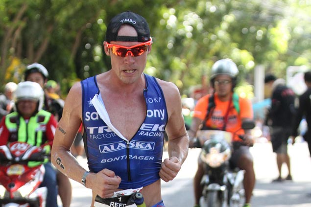 Tim Reed looks to add 5150 Bohol title to collection after dominating Ironman 70.3 Cebu