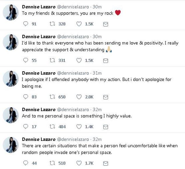 Viral News Lists Quiz Videos Polls: Denden Lazaro Takes A Stand On Twitter After Viral Video